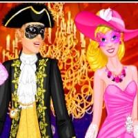 Princesses At A Masquerade